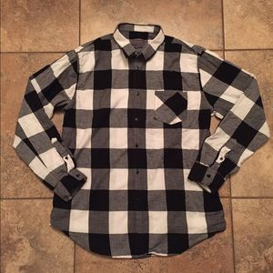 Zara Man Flannel Shirt